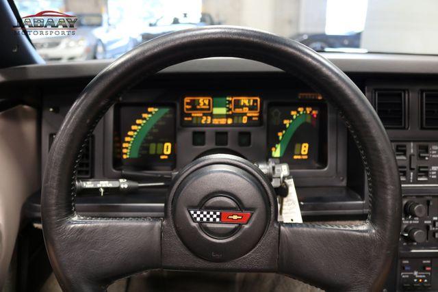 1989 Chevrolet Corvette Coupe Merrillville, Indiana 16