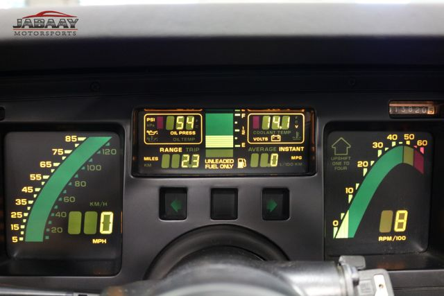 1989 Chevrolet Corvette Coupe Merrillville, Indiana 17