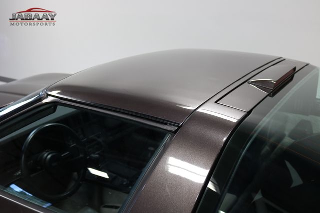 1989 Chevrolet Corvette Coupe Merrillville, Indiana 29