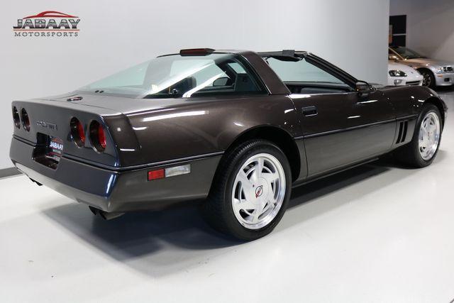 1989 Chevrolet Corvette Coupe Merrillville, Indiana 4