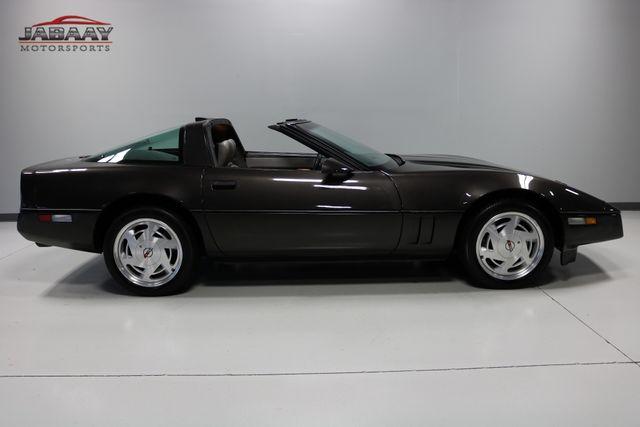 1989 Chevrolet Corvette Coupe Merrillville, Indiana 5