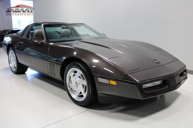 1989 Chevrolet Corvette Coupe Merrillville, Indiana 6