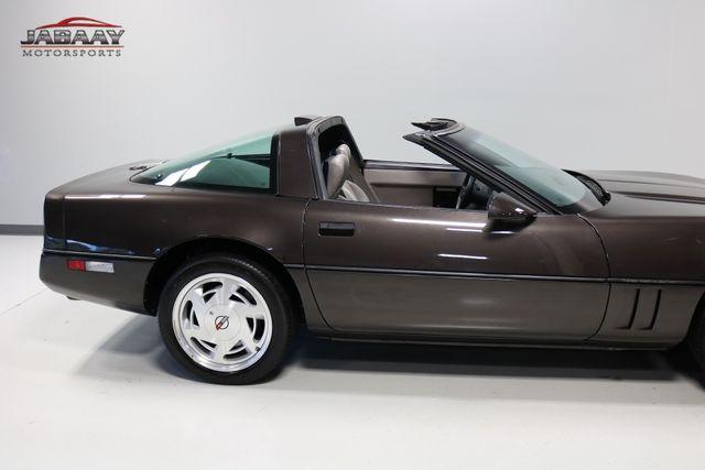 1989 Chevrolet Corvette Coupe Merrillville, Indiana 39