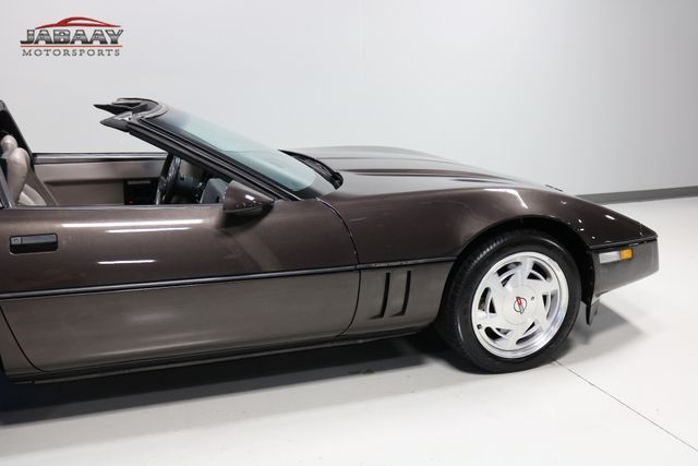 1989 Chevrolet Corvette Coupe Merrillville, Indiana 40