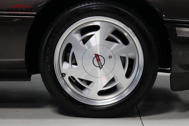 1989 Chevrolet Corvette Coupe Merrillville, Indiana 48