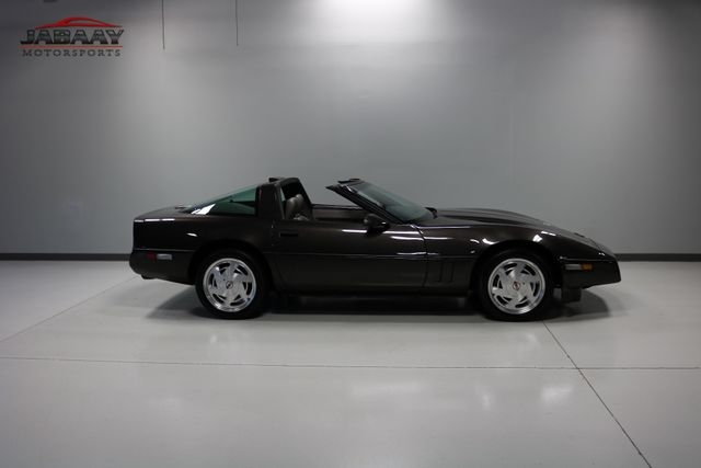 1989 Chevrolet Corvette Coupe Merrillville, Indiana 43