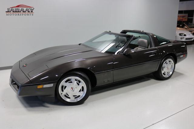 1989 Chevrolet Corvette Coupe Merrillville, Indiana 30