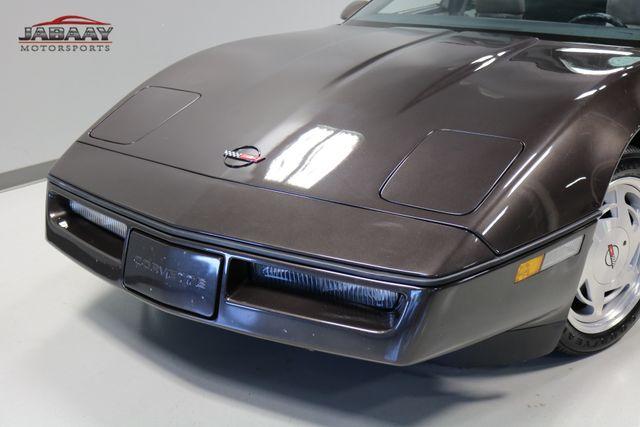 1989 Chevrolet Corvette Coupe Merrillville, Indiana 31
