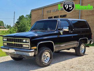 1989 Chevrolet K5 Blazer 4x4 Silverado in Hope Mills, NC 28348