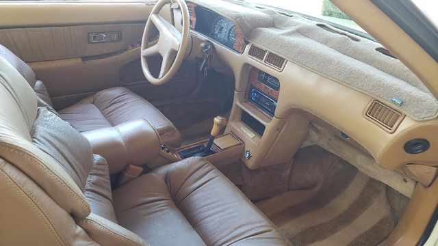 1989 Chrysler MASERATI TC TURBO  2 TOP ROADSTER Phoenix, Arizona 3