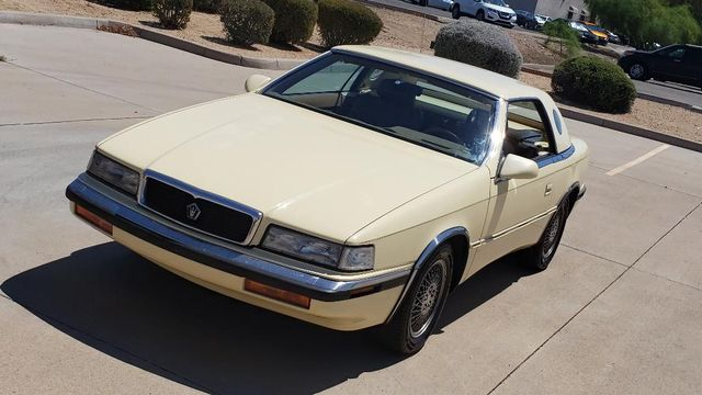 1989 Chrysler MASERATI TC TURBO  2 TOP ROADSTER Phoenix, Arizona 16