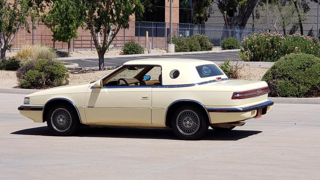 1989 Chrysler MASERATI TC TURBO  2 TOP ROADSTER Phoenix, Arizona 4