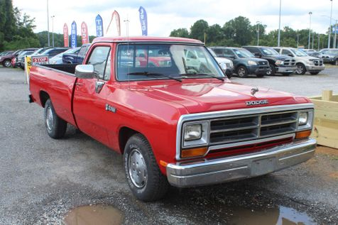 1989 Dodge 1/2 Ton Trucks D150 in Harwood, MD