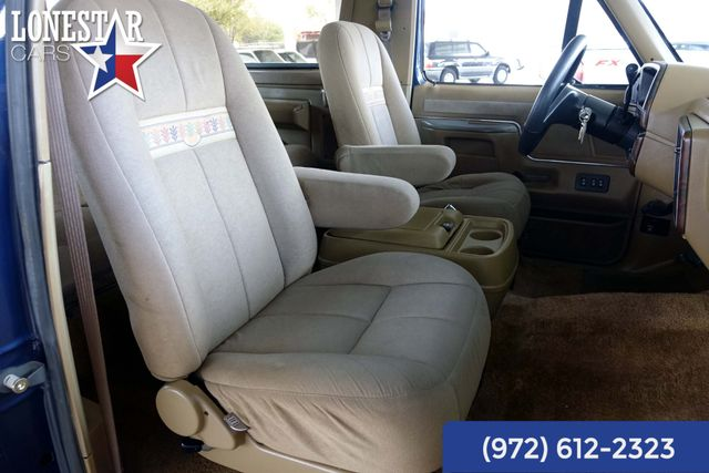1989 Ford Bronco Eddie Bauer 4x4 Clean Carfax Original in Carrollton, TX 75006