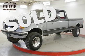 1989 Ford F350 CREW CAB XLT LARIAT 7.3L DIESEL PS PB LOW MILES | Denver, CO | Worldwide Vintage Autos in Denver CO