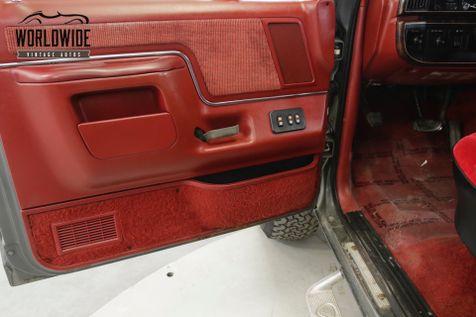 1989 Ford F350 CREW CAB XLT LARIAT 7.3L DIESEL PS PB LOW MILES   Denver, CO   Worldwide Vintage Autos in Denver, CO