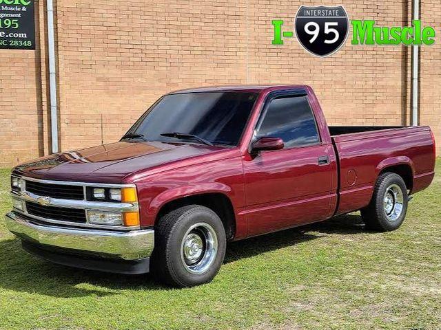 1989 GMC 1/2 Ton Pickups C1500