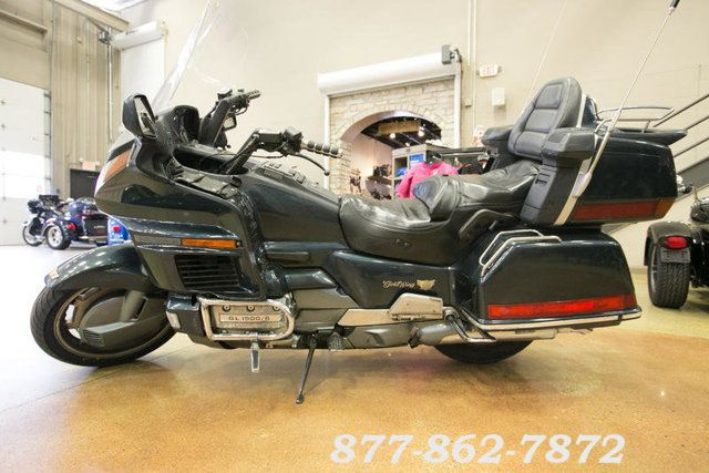 1989 Honda GOLD WING GL1500K GOLD WING GL1500K