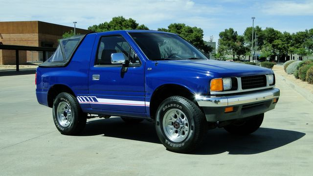 1989 Isuzu Amigo LS 4WD 2.6L CONVERTIBLE in Phoenix, Arizona 85027