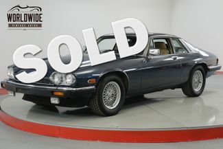 1989 Jaguar XJS LOW MILES V12 XJS SERVICED. COLLECTOR GRADE | Denver, CO | Worldwide Vintage Autos in Denver CO