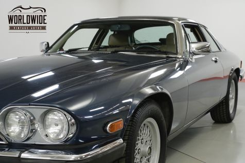 1989 Jaguar XJS LOW MILES V12 XJS SERVICED. COLLECTOR GRADE | Denver, CO | Worldwide Vintage Autos in Denver, CO
