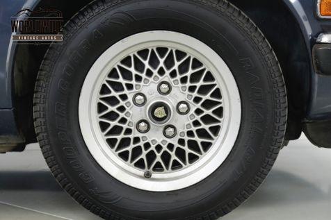 1989 Jaguar XJS LOW MILES V12 XJS SERVICED. COLLECTOR GRADE (VIP)   Denver, CO   Worldwide Vintage Autos in Denver, CO