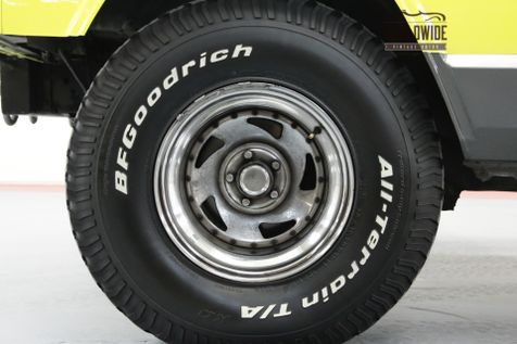 1989 Jeep CHEROKEE LIMITED , WIDE BODY CUSTOM   Denver, CO   Worldwide Vintage Autos in Denver, CO