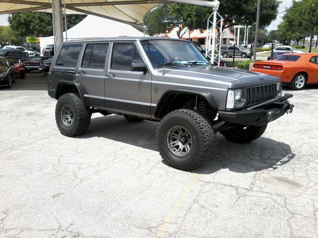 1989 Jeep Cherokee Laredo San Antonio, Texas 1