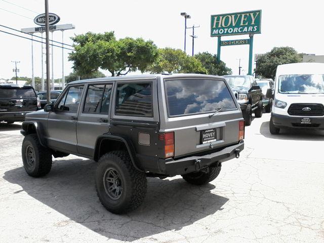 1989 Jeep Cherokee Laredo San Antonio, Texas 5