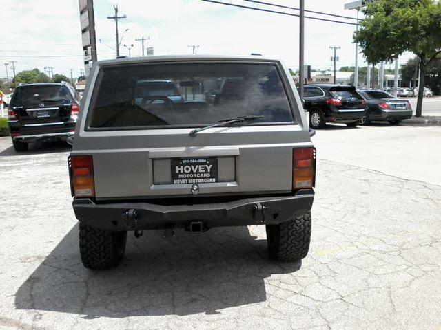 1989 Jeep Cherokee Laredo San Antonio, Texas 6