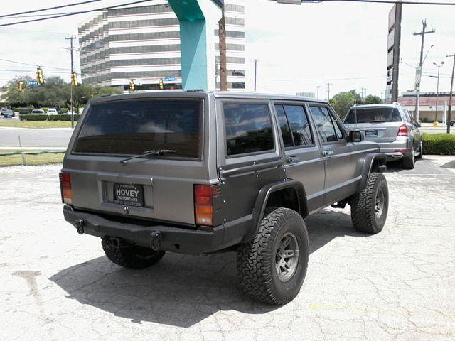 1989 Jeep Cherokee Laredo San Antonio, Texas 7