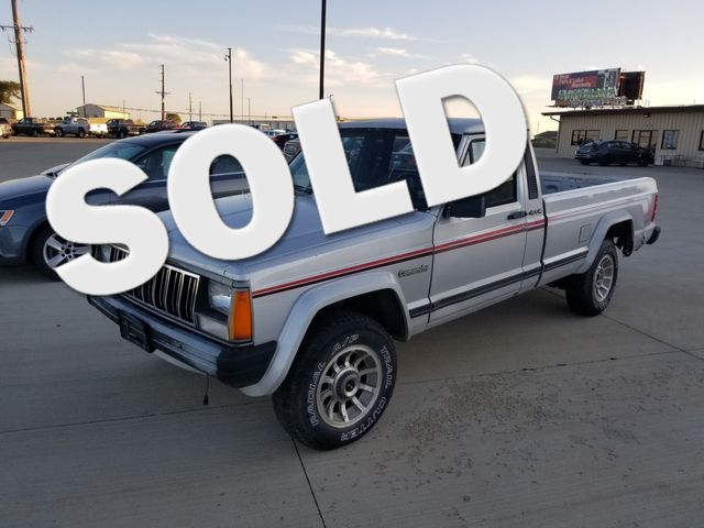 1989 Jeep Comanche Pioneer in Dickinson, ND 58601