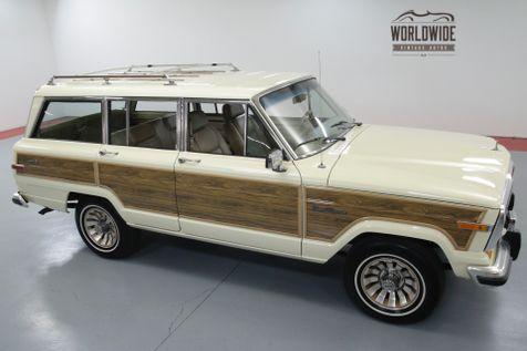 1989 Jeep GRAND WAGONEER 83K ORIGINAL MILES. TIME CAPSULE. MUST SEE! | Denver, CO | Worldwide Vintage Autos in Denver, CO