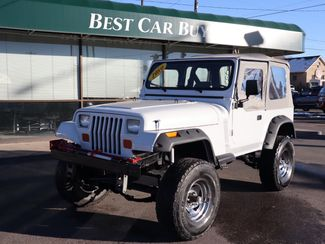 """1989 Jeep Wrangler """"S"""" in Englewood, CO 80113"""