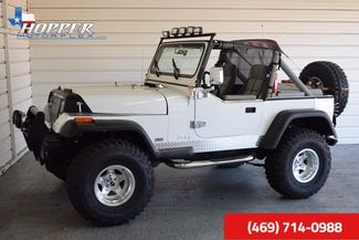 1989 Jeep Wrangler S LIFTED!!! HLL HPA in McKinney Texas, 75070