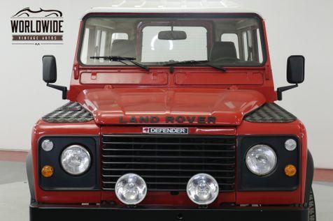 1989 Land Rover DEFENDER SANTANA DIESEL 5 SPEED LHD DRY LOW MILES | Denver, CO | Worldwide Vintage Autos in Denver, CO