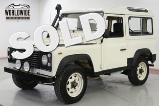 1989 Land Rover DEFENDER in Denver CO