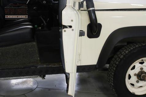 1989 Land Rover DEFENDER SANTANA DIESEL 5 SPEED LHD DRY 4x4 LOW MILES | Denver, CO | Worldwide Vintage Autos in Denver, CO