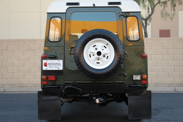 1989 Land Rover D90 Phoenix, AZ 14