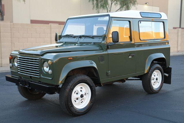 1989 Land Rover D90 Phoenix, AZ 5