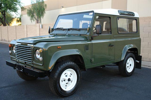 1989 Land Rover D90 Phoenix, AZ 9