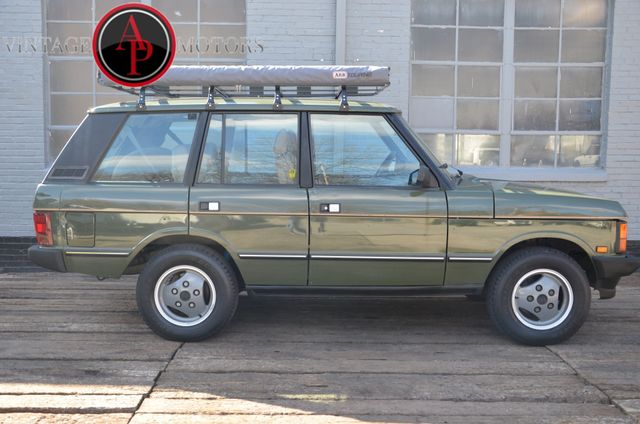1989 Land Rover Range Rover CLASSIC V8 EASTNOR GREEN