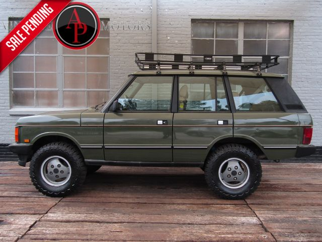 1989 Land Rover Range Rover in Statesville, NC 28677