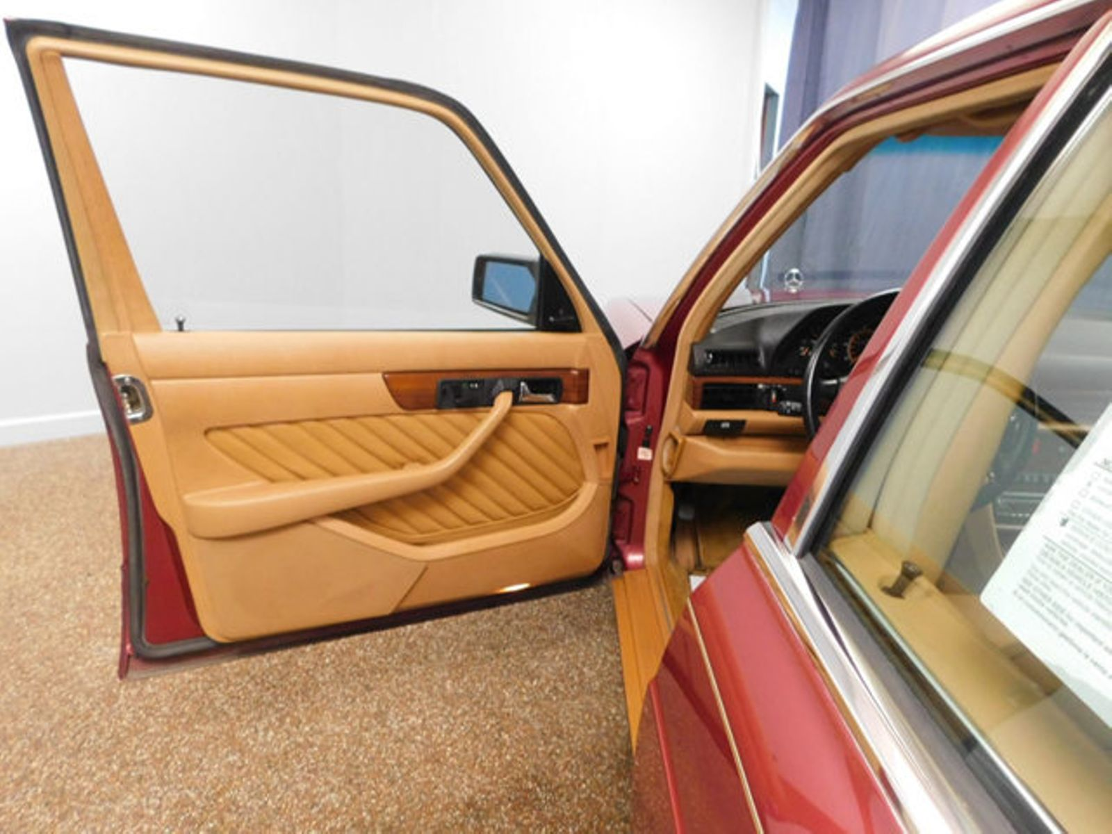 1989 Mercedes-Benz 300 Series 300SEL city Ohio North Coast Auto Mall