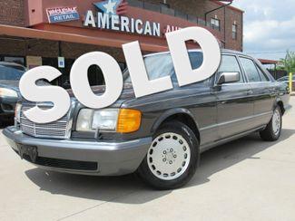 1989 Mercedes-Benz 300 Series 300SE | Houston, TX | American Auto Centers in Houston TX