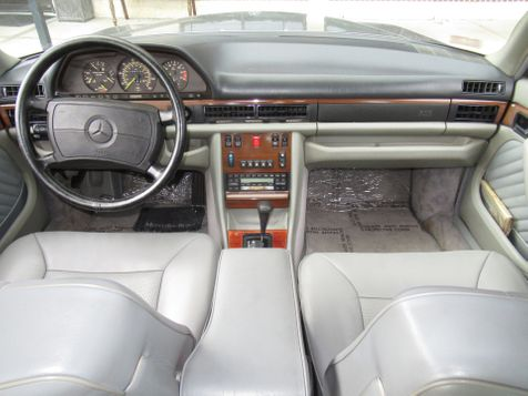 1989 Mercedes-Benz 420 Series 420SEL | Houston, TX | American Auto Centers in Houston, TX