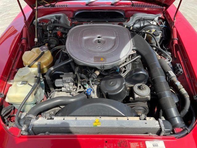 1989 Mercedes-Benz 500-Class 560 SL in Medina, OHIO 44256