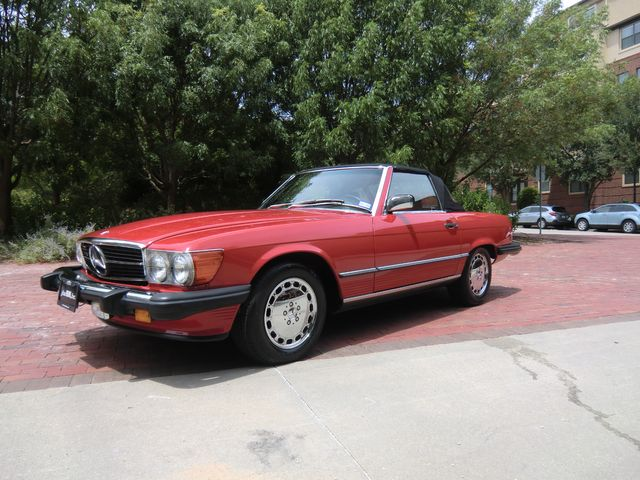 1989 Mercedes-Benz 560 Series 560SL