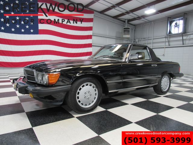 1989 Mercedes-Benz 560 Series 560SL Convertible Hardtop Low Miles Automatic NICE in Searcy, AR 72143