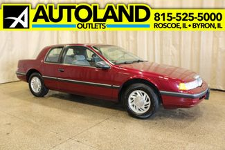 1989 Mercury Cougar LS in Roscoe IL, 61073